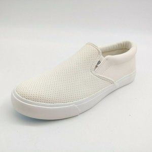 Lam Womans Lucy Slip On Sneaker White NEW